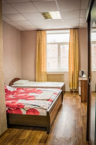"Hotel ""Fontanka"", large double room"