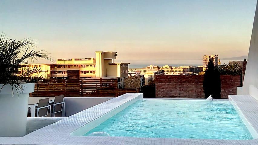 Modern & Stylish 1 Bed Apt in Trendy De Waterkant! - Ciudad del Cabo - Apartamento