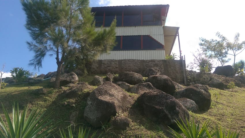 Cottage with 180 view - Cartago - Nature lodge
