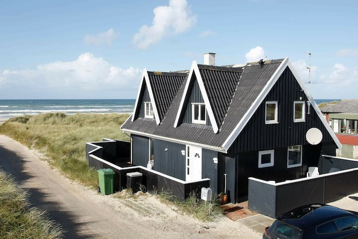 Luxurious Holiday Home in Blokhus with North Sea-view