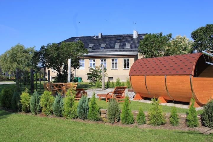 Ferienwohnung im Gutshaus Mühlhof
