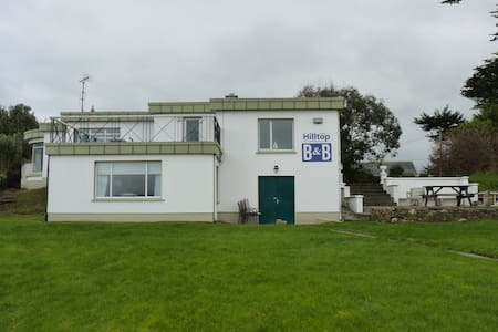 Hilltop House - Private Double Room - Wexford - Dom
