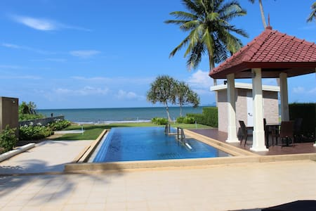 Luxury Villa on secluded beach - Taling Chan - Casa de camp