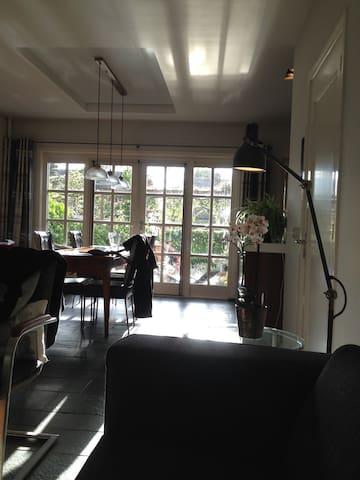 2 onder 1 kap woning - Boskoop - Huis