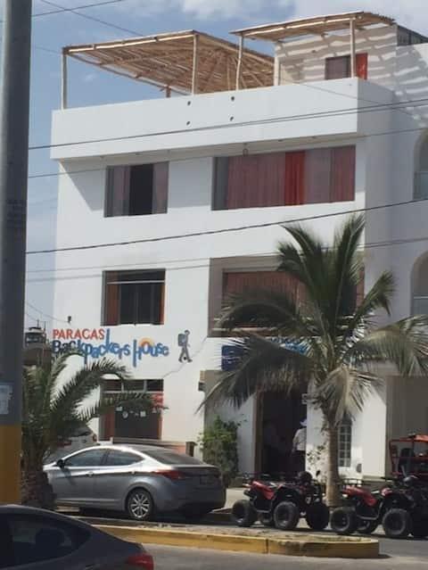 Matrimonial Paracas Backpackers' House