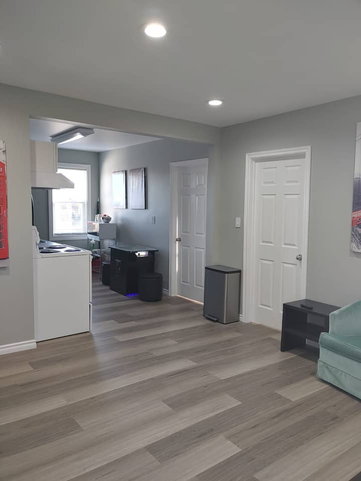 Renovated Erie street apartment #3