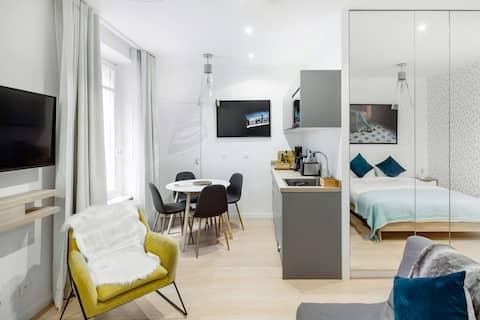 Beauquartier Madeleine, Le Second Beau Studio