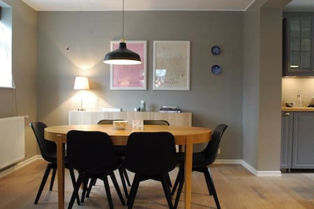 Beautiful apartment in the heart of city center - Reykjavik - Appartamento