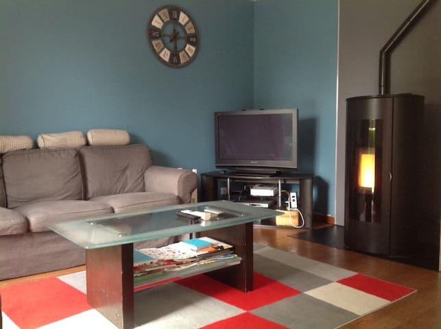 Maison idéale pour famille avec enfants prox Rouen - Roncherolles-sur-le-Vivier