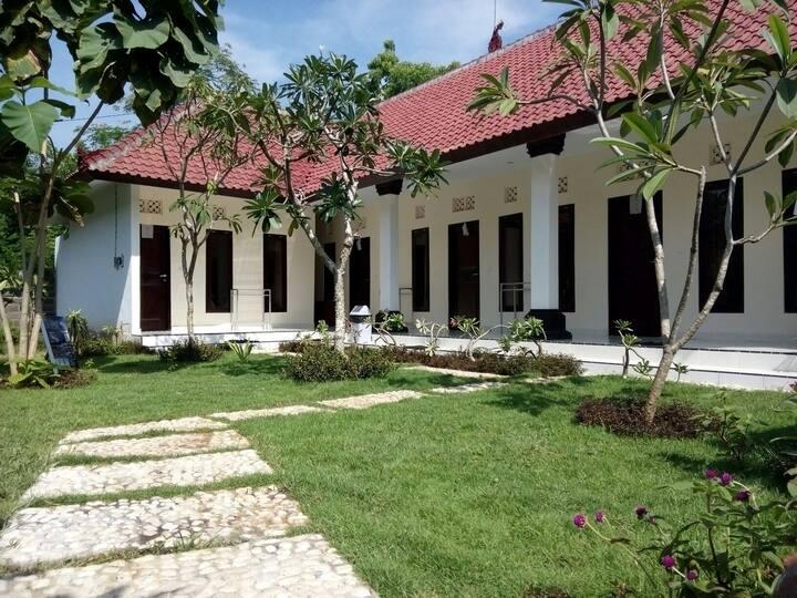 The sandat guest house