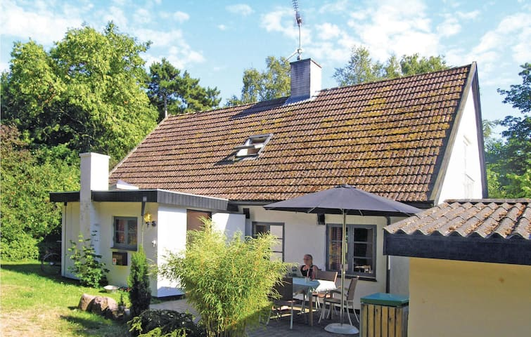 Holiday cottage with 3 bedrooms on 120m² in Hasle