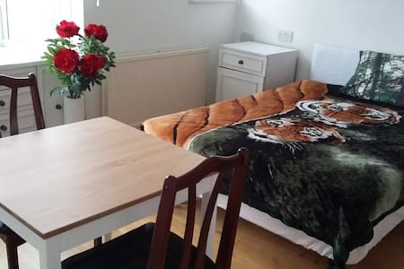 Double Bedroom in a Beautiful House - Greater London