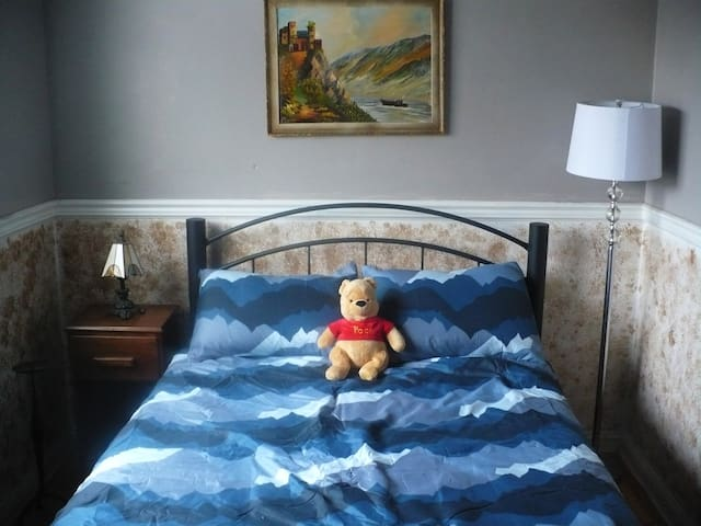 The Winney Pooh Room