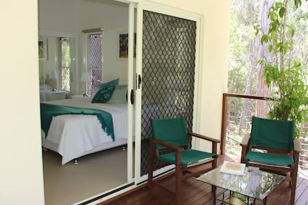 Tranquil Bungalow on Acreage in Mudgeeraba Forest - Bonogin - Bungalow - 1