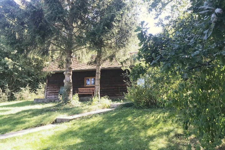 Chalet à l'orée du bois près de Durbuy