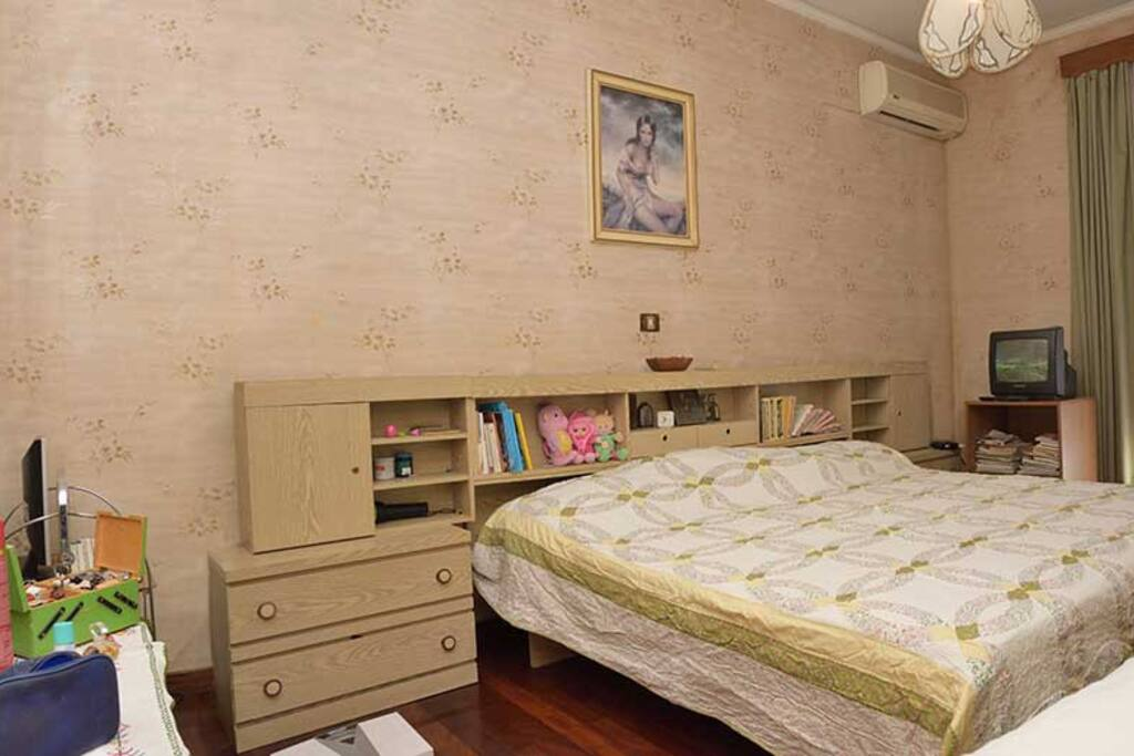 Maria's Apartment - Down Town Corfu | Bedroom (1st)