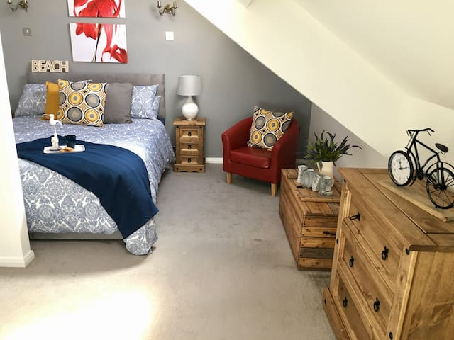 Master King Size Double Bedroom
