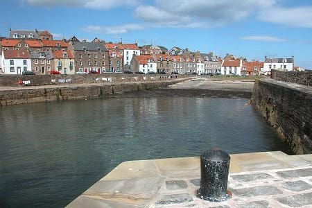 Charming One Bed Apartment Near Beach - Cellardyke