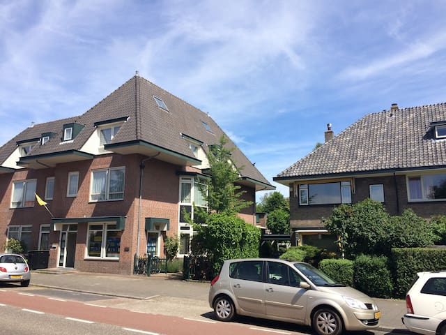 Modern, luxurious and spacious 3-room apartment. - Oegstgeest - Pis