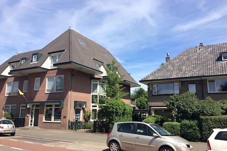 Modern, luxurious and spacious 3-room apartment. - Oegstgeest
