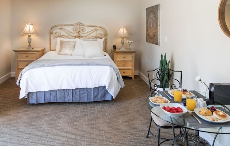 ❤️ Luxury Romantic Stay in Napa ❤️