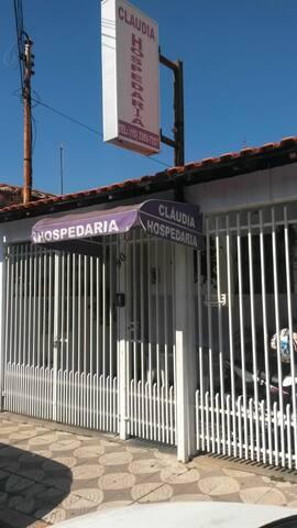 Hospedaria Claudia - Centro Sorocaba