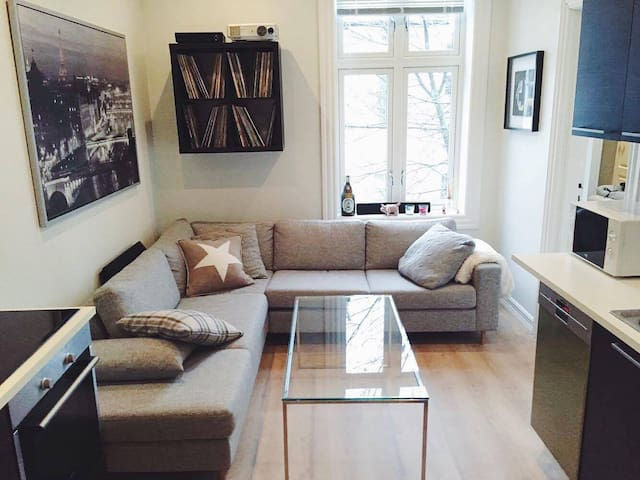 Modern apartment, very central - Oslo - Appartement