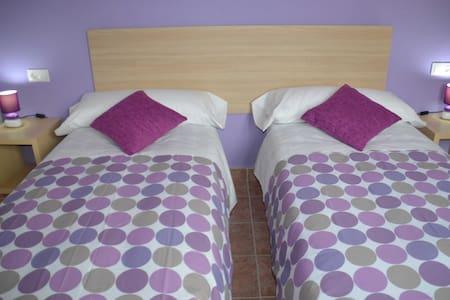 Habitación Lavanda - Tàrbena - Bed & Breakfast