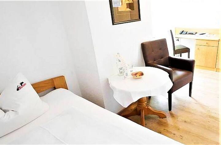 Hotel Storchen Bodensee, (Uhldingen-Mühlhofen), Einzelzimmer Standard