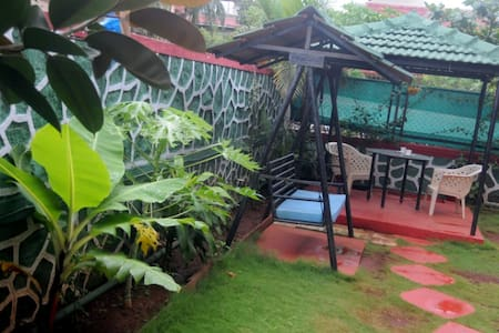 HILL-TOP VILLA AC 3BHK - Lonavala - 別荘