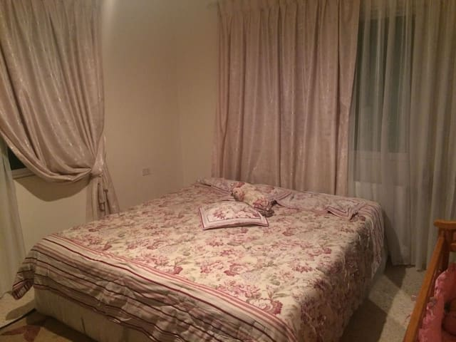 Marj alhamam spacious apartment