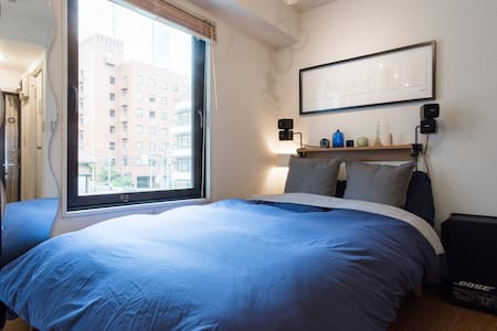 ♪New♪Highest conveniently located apt in Shibuya - 渋谷区 - Leilighet