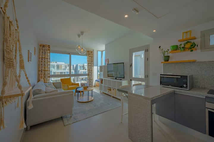 Modern 1BR Apartment in Sholan El Gouna
