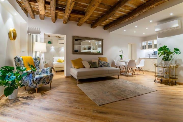 Clavature Luxury Apartment- 100mq Piazza Maggiore