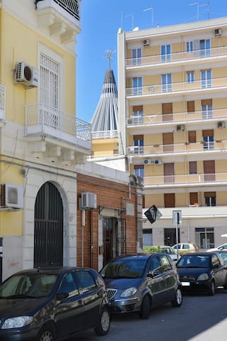 Casa vacanze Nonna Maria, wifi,rooftop, downtown.