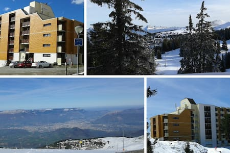 Apartment Chamrousse near slopes - Chamrousse