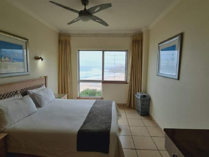 2 Bed High Sea View