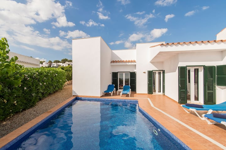 Centrally Located and not far from the Coast - Villa Eduard