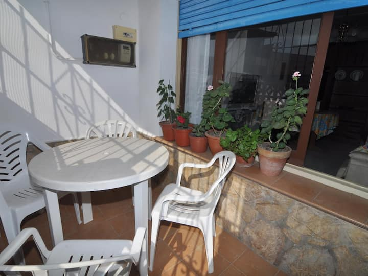 RENOVATED APARTMENT 600 METERS FROM THE BEACH