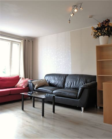 All-amenities penthouse with a great location - Tallin - Pis