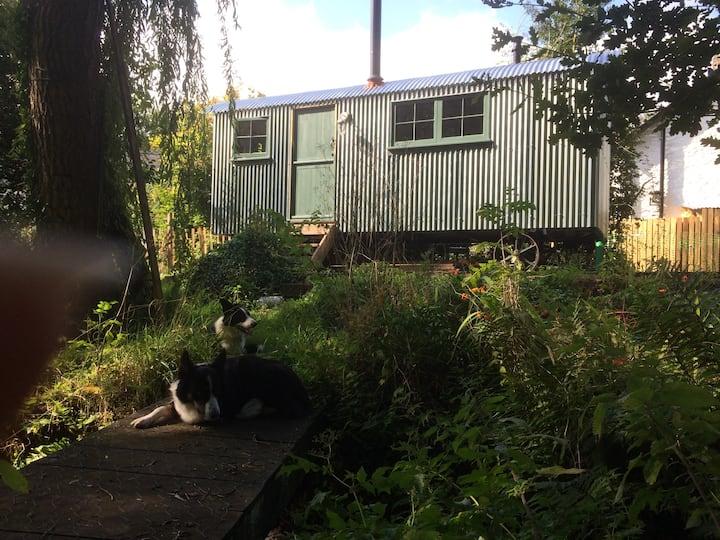 NEW The Shepherd's Shack; a taste of bygone life