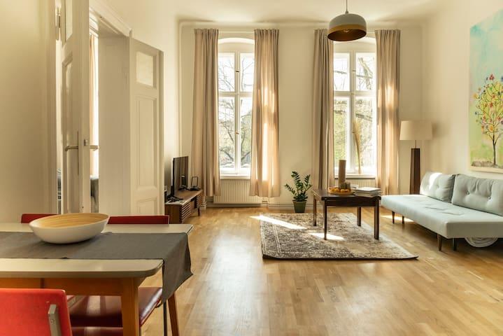 Traumhafte Altbauwohnung in Kreuzberg