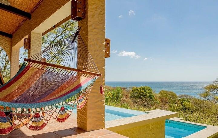 3BR/2.5B Ocean View - Playa Rosada Rancho Santana