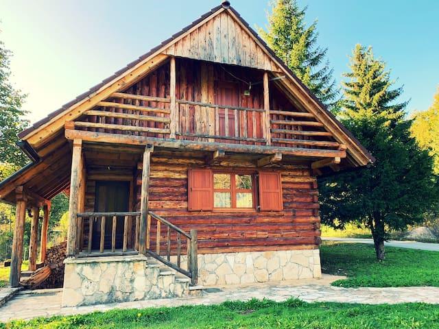 "House ""Wood"""