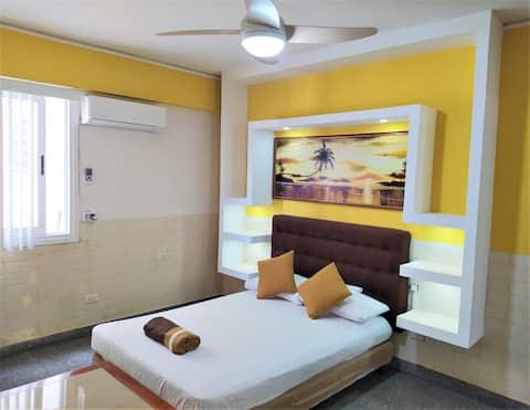 Lion'sApartment 13th Floor Golden Night Suite