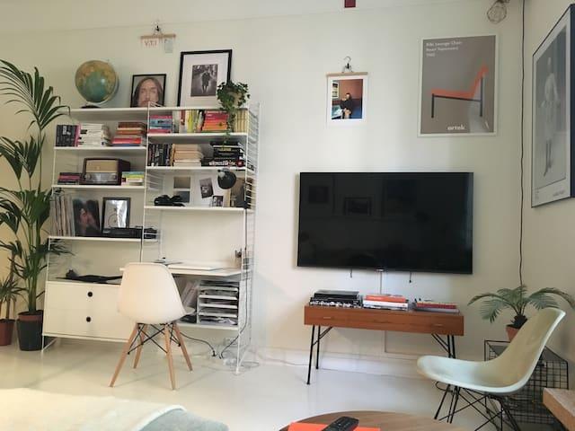 Modern 2:a på centrala Södermalm - Stockholm - Appartement