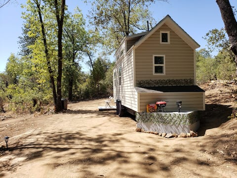 Nene's magical tiny house in the woods on 25 acres