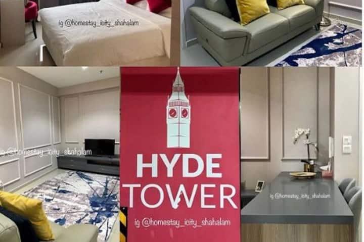 PKP PROMO Sanitized Home Netflix iCity Shah Alam