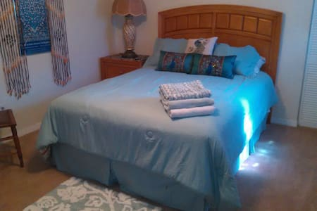 Comfy Lodging in Pinellas Park Room #1 - Pinellas Park