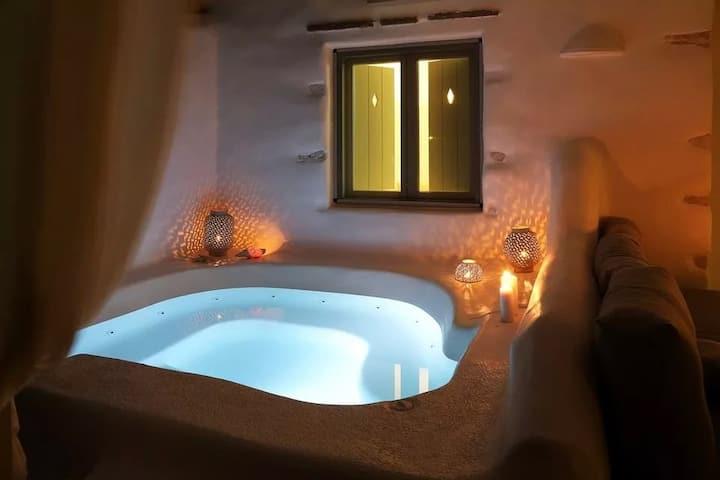 GRAVPPAR401-1 Two Bedroom Sea View Villa w/Jacuzzi